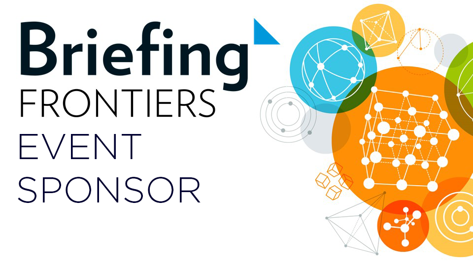 Briefing Frontiers: Smarter working conference 2017 sponsor