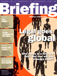 Briefing on people strategies for law firms in 2013 cover image