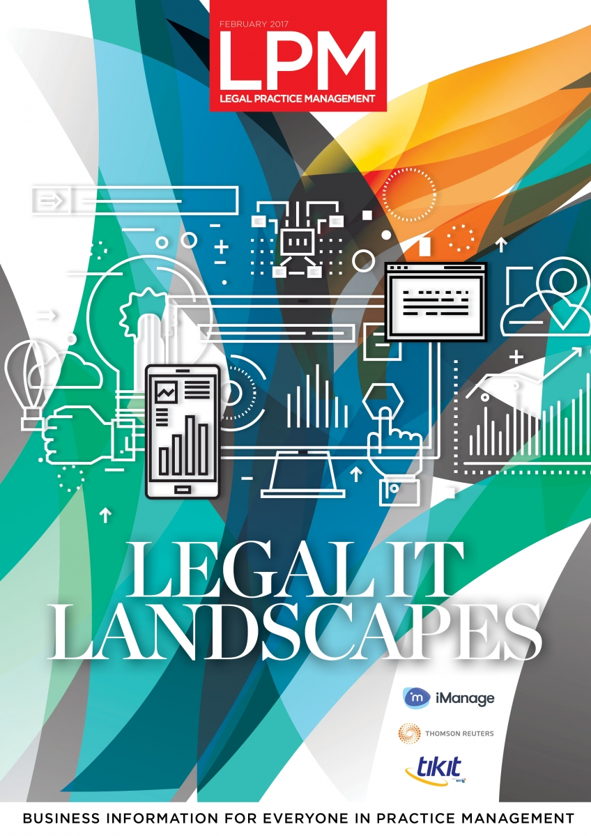 LPM Legal IT Landscapes report 2017