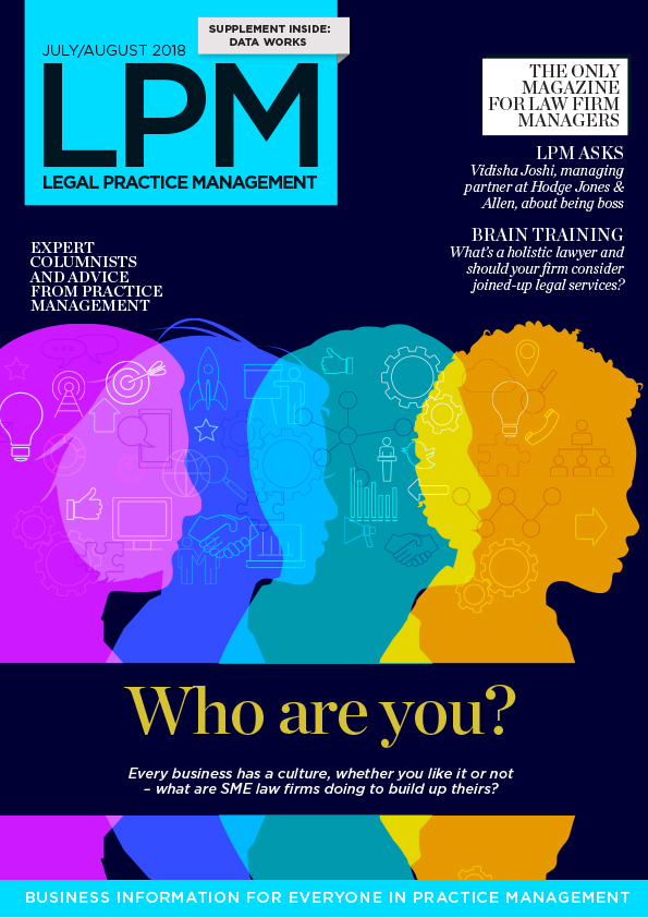 LPM July/August 2018: Who are you?