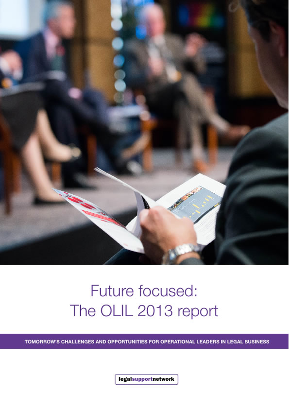 OLIL 2013 report cover