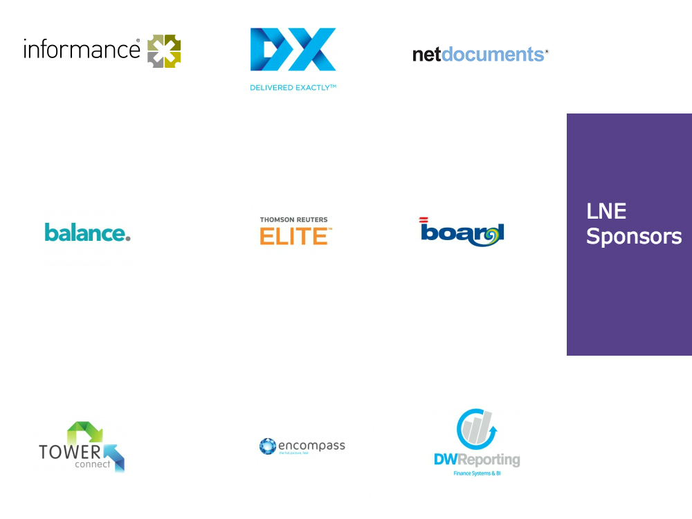 London networking event sponsors