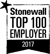 Stonewall Top 100 employer 2017 - Norton Rose Fulbright