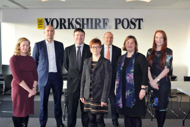 Yorkshire Post round table event