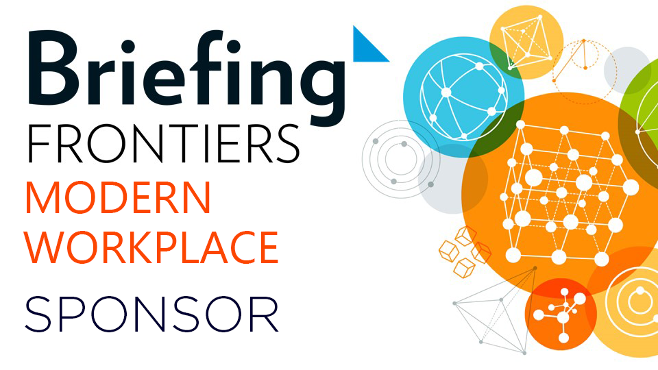 Briefing Frontiers: Modern Workplace sponsor 2018