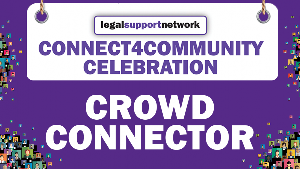 LSN Connect4Community Crowd Connector 2018 sponsor