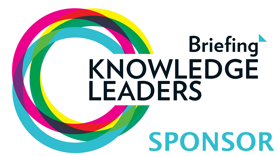 Briefing Knowledge Leaders 2018 sponsor